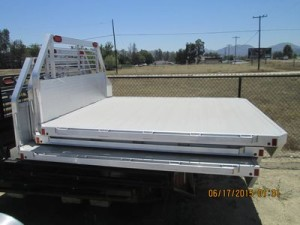 Aluma 96106 Truck Bed left side