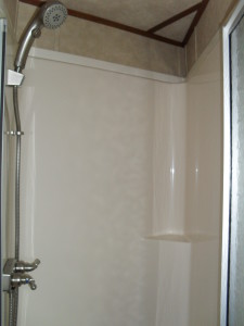 Bison 7306 Trail Hand shower VIN 6157